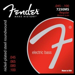 Fender Electric Bass Strings
