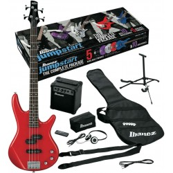 Ibanez IJXB150B Jumpstart Bass Package Red