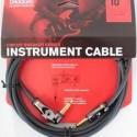 D'Addario PW Cicuit Braker Cable 10ft