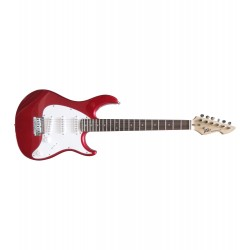 Pavey Raptor Electric Guitar Apple Red