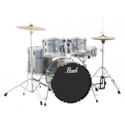 Pearl RoadShow 5 pieces DrumKit Metalic