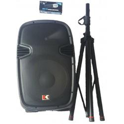 """Köhlt Active 15"""" Speaker 300W Combo"""
