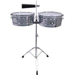 "Timbal 5d2 13"" and 14"" Chrome"