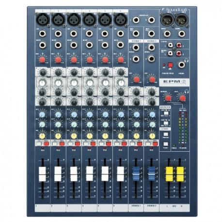 Soundcraft Mixer 6 Ch