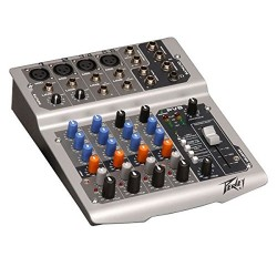 Peavey PV6 Mixer 6 Ch