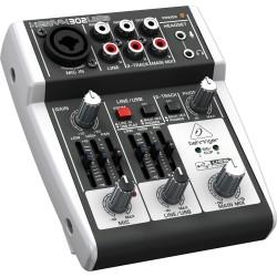 Behringer Xenyx Mixer 5 Input
