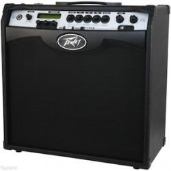 Peavey 1x12 Guitar Modeling Combo Amp  Black 100w