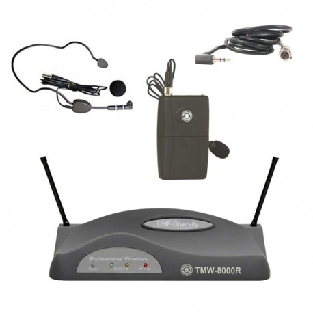 Topppro Wireless Systems UHF
