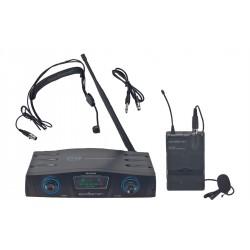 Soundbarrier Wireless UHF Mic Systems