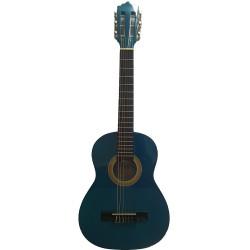 """Medeira Classical Guitar 36"""" Blue"""