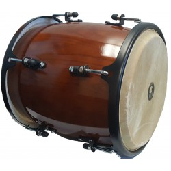"Tambora 5d2 12"" Dark Brown"