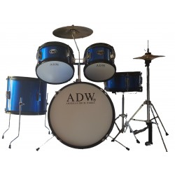 ADW Junior 5 pieces Drum Set