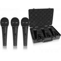 Behringer 3pack mics