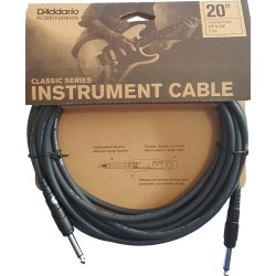 D'Addario PW Classic Series Instrument Cable 10 ft.