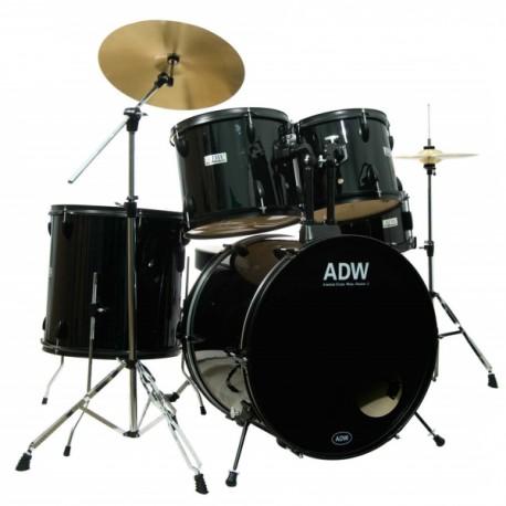 Nebula 5 BK ADW DrumSet