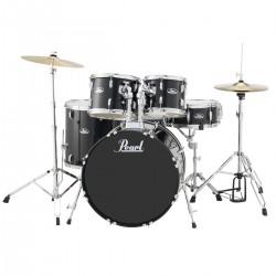 Pearl RoadShow 5 pieces DrumSet Black