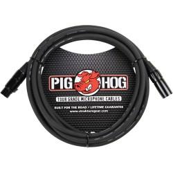 Pig Hog Tour Grade 8mm XLR  Microphone Cables