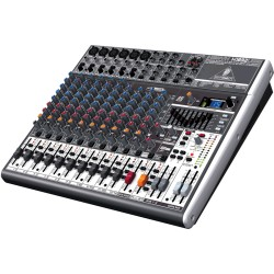 Behringer USB Mixer with Effects