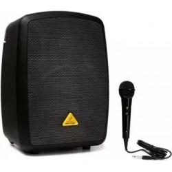 Behringer Portable PA system