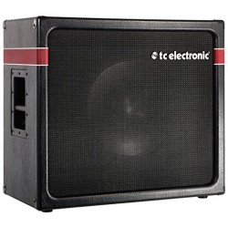 Tc Electronic 15-Inch Driver Bass Cabinet - Black