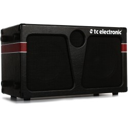 "TC Electronic 2 x 10"" 400 watts Bass Cabinet with 1"" HF Driver"