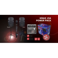 KMAS15A Power Pack
