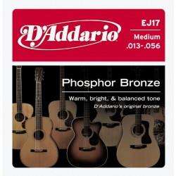 EJ17 Phosphor Bronze, Medium, 13-56