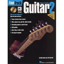 FastTrack Guitar Method – Book 2