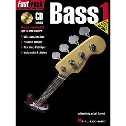 FastTrack Bass Method-Book 1