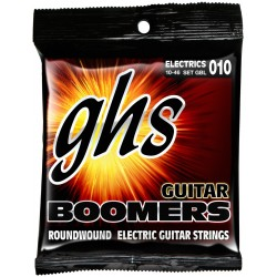 GHS Guita Boomers Electric .010
