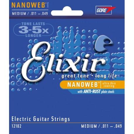Elixir nanoweb Med