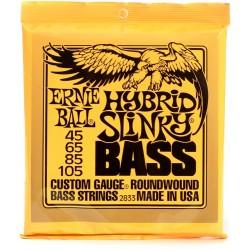 Ernie Ball Hybrid Slinky Bass